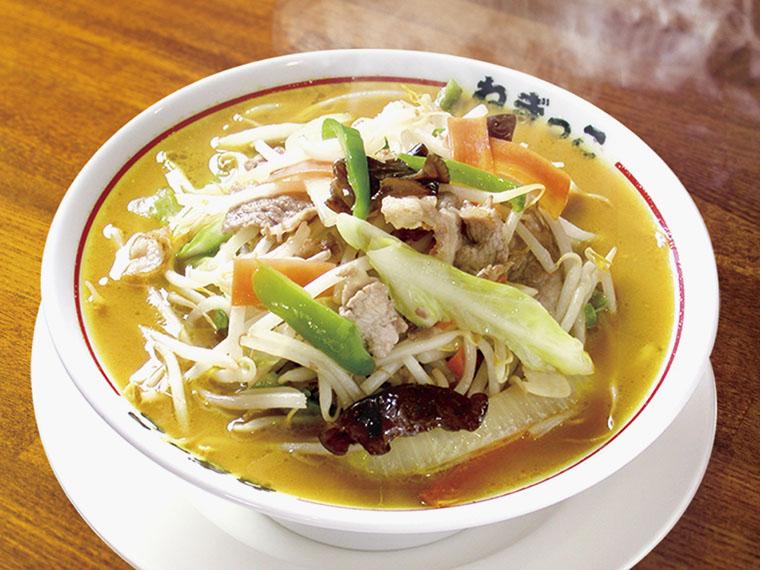 汗をかきながら風味豊かなカレースープを飲み干せば爽快!
