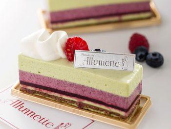 福島県産の桑の葉を使ったオリジナルケーキが話題の洋菓子店