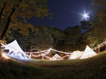 2017年4月オープン!大自然の中楽しむ非日常の体験ができるキャンプ場『FOME BASE』