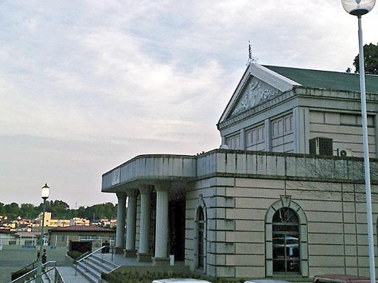 会場の「二本松市コンサートホール」