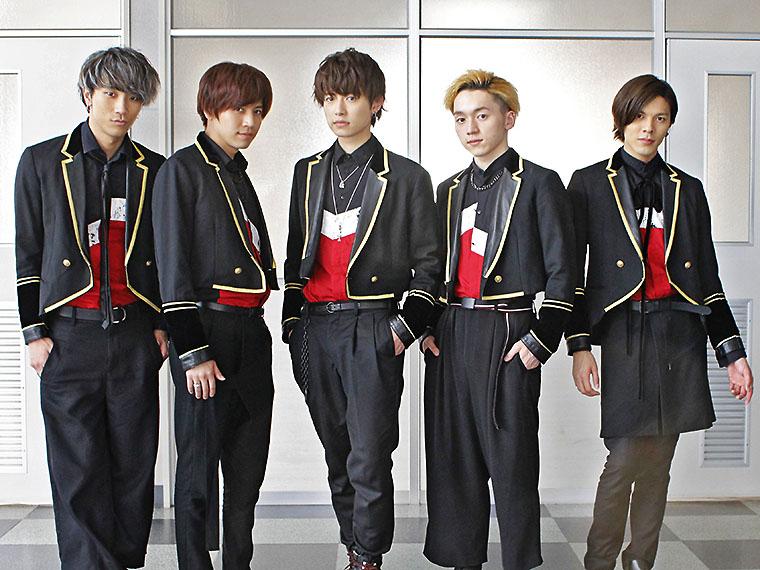 左から後藤慶太郎さん、三谷怜央さん、岸本勇太さん、清水啓太さん、井出卓也さん