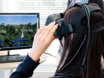 無料の最新VRゲームで、近未来を感動体験できる!
