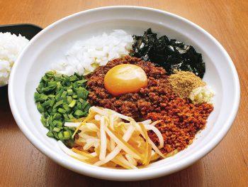 今、最も注目したいグルメは『台湾まぜそば』!福島で食べられる3店をご紹介