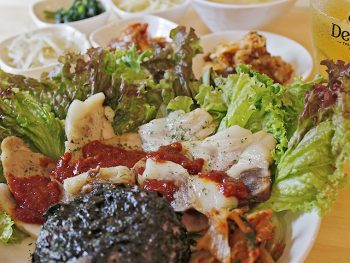 本格的な韓国料理を堪能できる『幸福』、2017年3月リニューアルオープン!