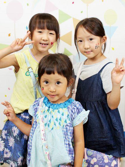 夏希ちゃん「将来の夢は保育園の先生」/和奏ちゃん「プリキュアになりたい!」/陽夏ちゃん「将来の夢は看護師さん」