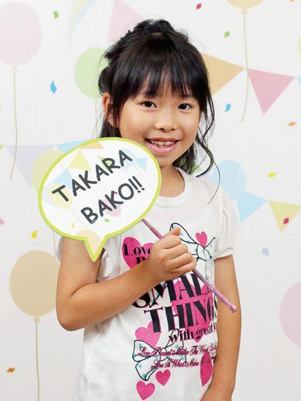 芽依ちゃん「将来は幼稚園の先生になりたい」