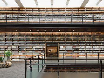 2016年の来館者数は153万人!最新の図書館へ行ってみよう