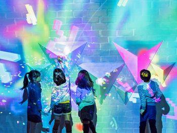 光や影のモチーフに「見て・触れて・楽しむ」参加型の展覧会