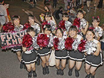 第48回福島わらじまつり『ダンシングそーだナイト』報告記・Ⅲ部