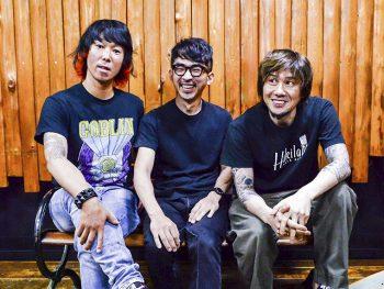 「Hi-STANDARD」18年振りのニューアルバム引っ提げたツアーで南相馬へ