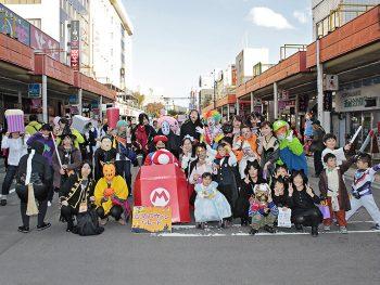 『ふくしまハロウィンパレード2017』開催中止のお知らせ