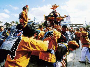 福島県北エリアの秋祭りピックアップ