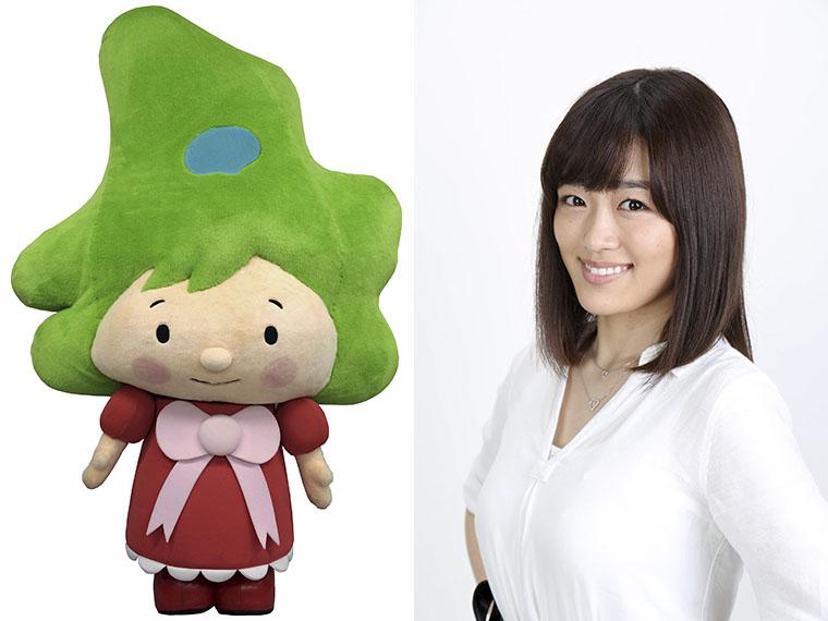 「あたまがふくしまちゃん」と梅田綾乃