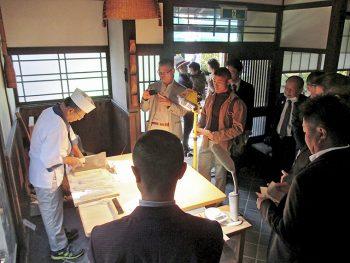 福島市民家園でふれあい祭りを開催