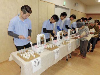 福島市・川俣町産の米の味を競う「ふくしま・かわまた 米コンテスト」