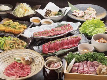 """こだわりの""""肉""""を味わう、とっておきの忘新年会は『誠』で!"""