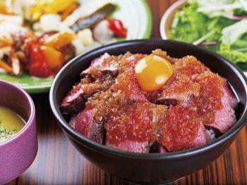 「肉を食べたい!!」欲求に対応。塊肉を昼から贅沢に大満喫!