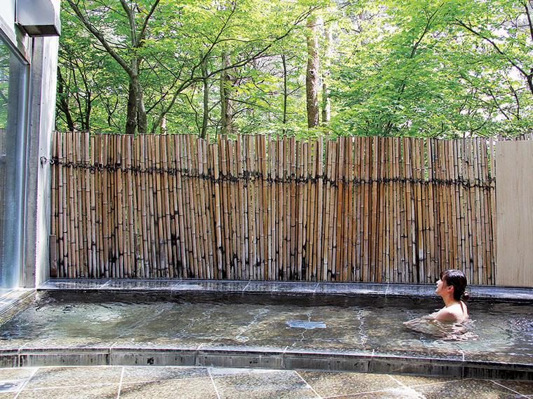 『ふくしま県民の森 フォレストパークあだたら』日帰り入浴回数券(5回分)【2名様】