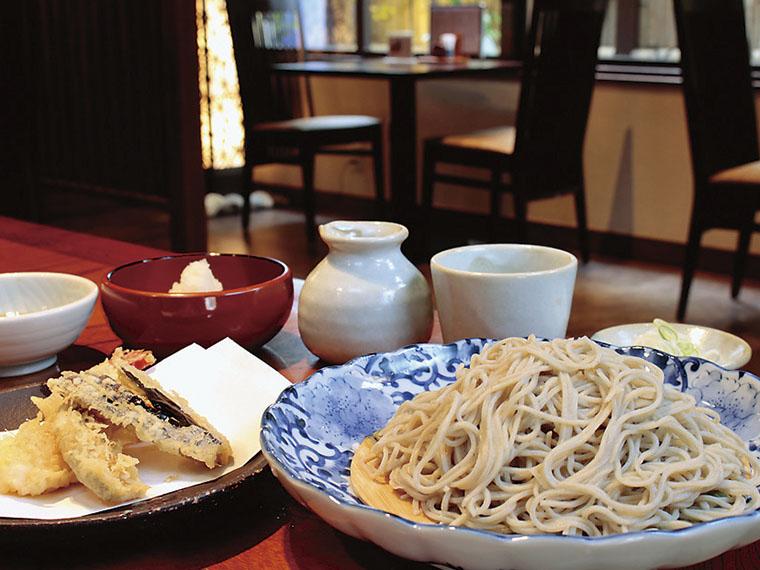 【福島市太田】蕎麦 西口喜多屋