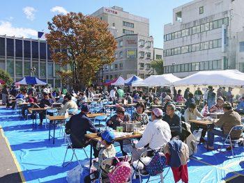 11月3日(祝)は『商店街の日』。福島市の街なかで食べて、巡って、楽しもう