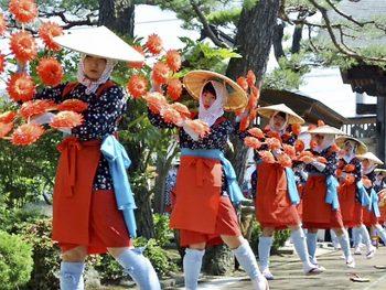 芸術の秋、北海道・東北の民俗芸能を堪能しよう!