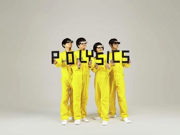 新体制となった「POLYSICS」が結成20周年記念ツアー開催