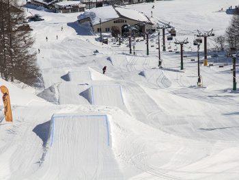 難関・モンスターパーク登場の『猫魔スキー場』