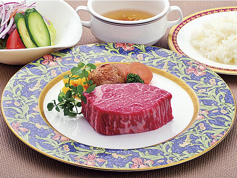 米沢牛フィレステーキ(4,860円から)