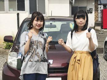 福島市内で秋を満喫!女子大生2人の『ガチ旅』に密着