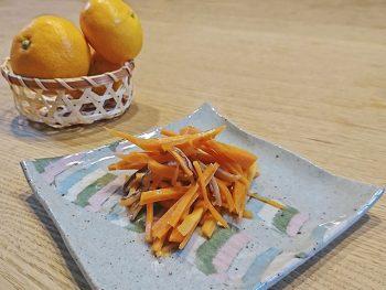 シンプルレシピで簡単!郷土料理「いかにんじん」を作ろう