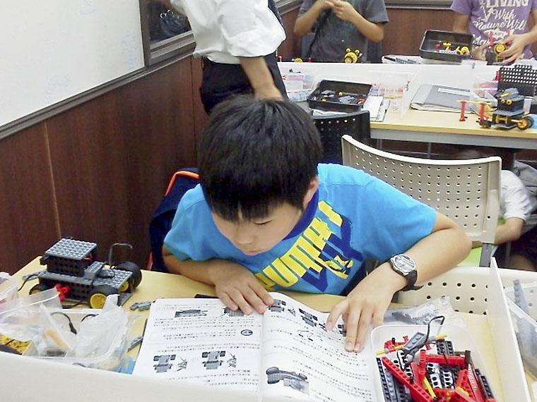 【福島市黒岩】ヒューマンアカデミー ロボット教室 福島南教室