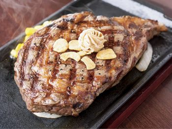 大好評!肉ファン待望の厚切りステーキ専門店