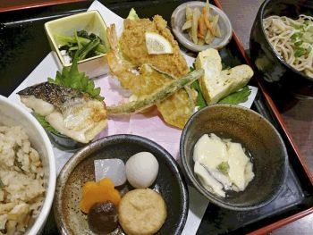 のど越しのよいそばと旬の食材を使った料理で新年を迎えよう!【AD】