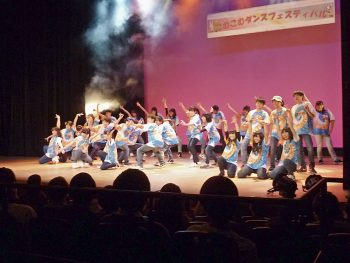 学生が魅せる、圧巻のダンスパフォーマンス!
