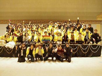 福大アカペラサークル「RainbowPumpkin」、冬ライブで集大成を披露