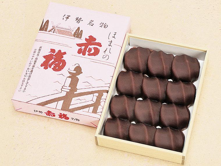 伊勢・赤福の「赤福餅」1,100円※1人5個限定、販売は10日(水)まで。各日数量限定