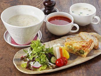 心までほっこり癒される身体にやさしいスープ