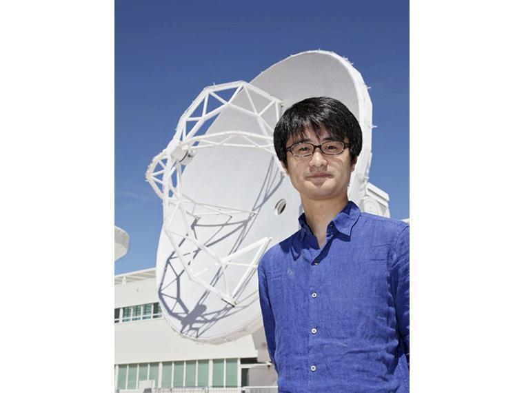 「アルマ望遠鏡」に携わる平松正顕先生