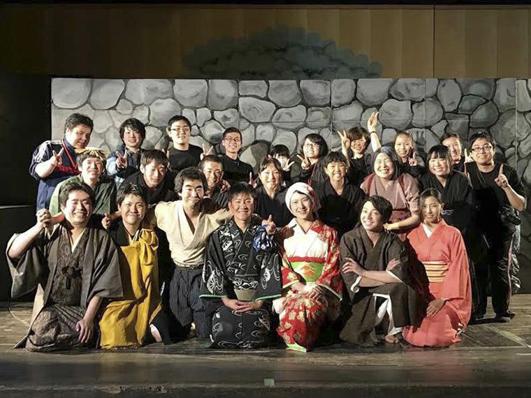 「劇団120〇EN」のメンバー