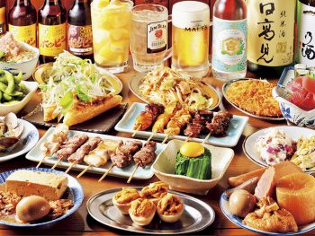 お得に飲みたいっ!!3,000円以下で宴会コースが楽しめる人気店6選