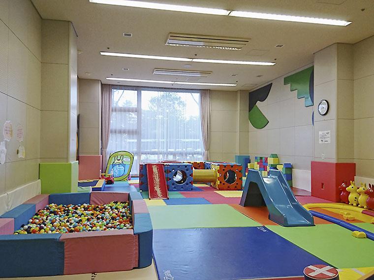 幼児体育室(利用時間9:00~21:00)