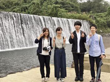 「シティ情報ふくしま」学生編集部メンバーの『ガチ旅』に密着!
