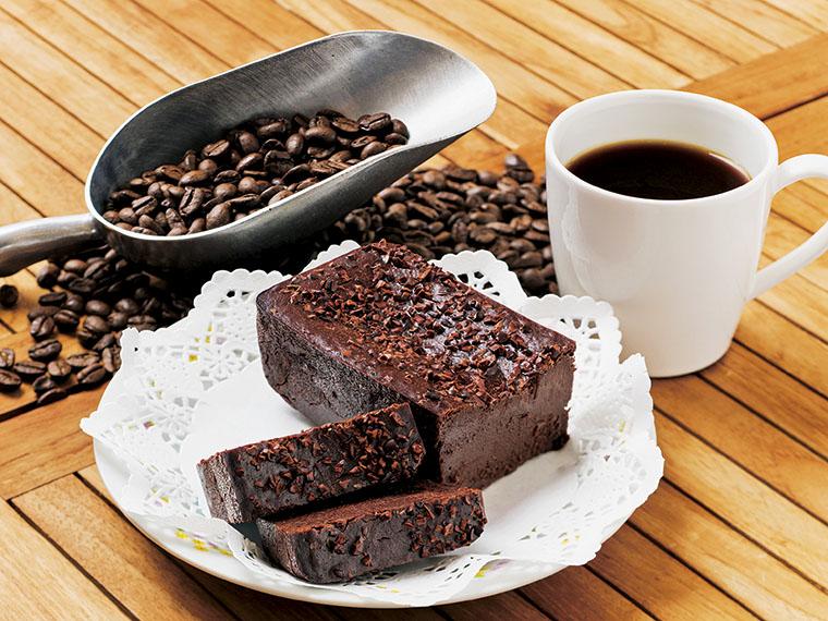 フォンダンショコラ(1台・2,700円)。レンジなどで温めると、上質なチョコレートがトロリと溶け出す
