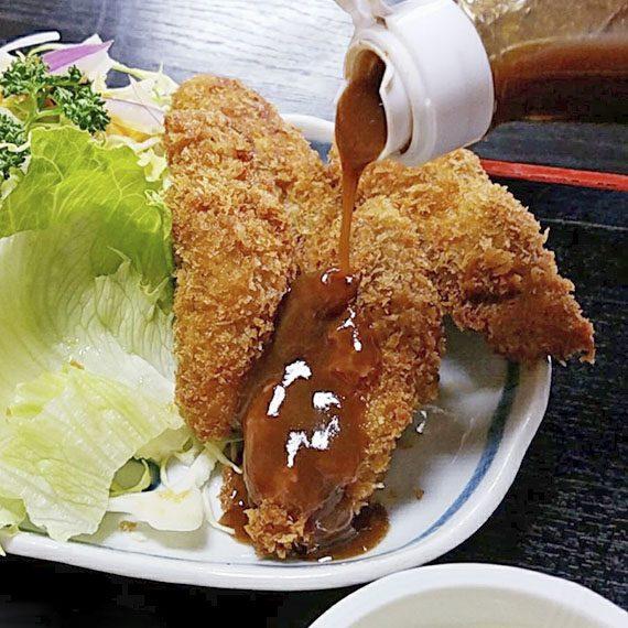 ソースは、埼玉の「タカハシソース」