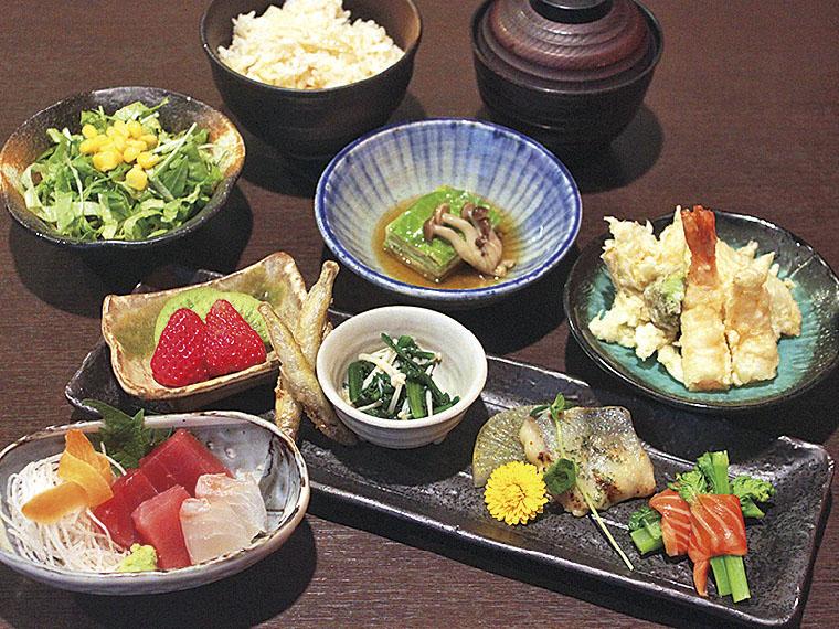 【福島市御山】天ぷら・和食処 谷津家