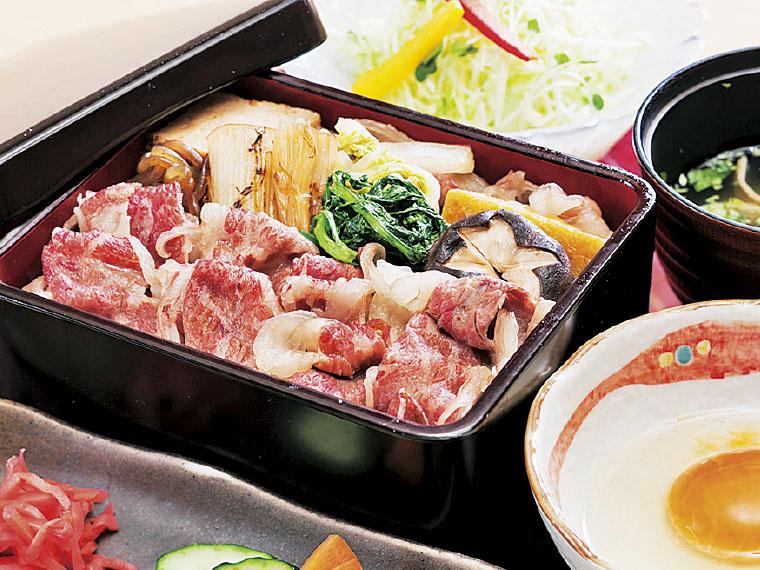 【福島市栄町】日本料理 しのぶの里