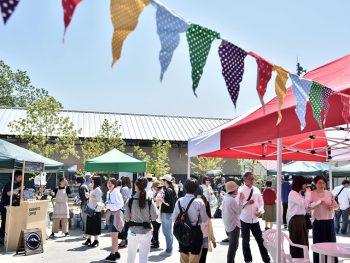 福島県内外の人気コーヒーショップが「はじまりの美術館」に集結!
