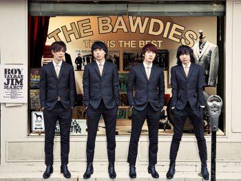結成15周年&デビュー10周年の「THE BAWDIES」、ベスト盤引っ提げ全国ツアー