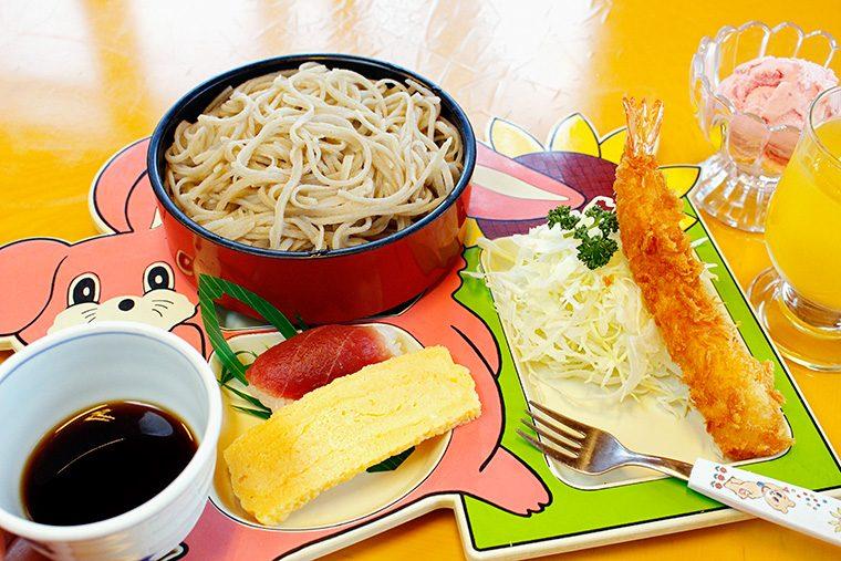 ちびっこセット(1,058円)