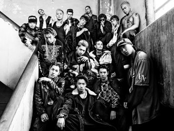 「THE RAMPAGE from EXILE TRIBE」が郡山に登場!熱いパフォーマンスで魅了する